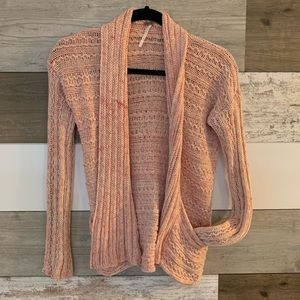 🚫 SOLD 🚫 Free People knit cardigan